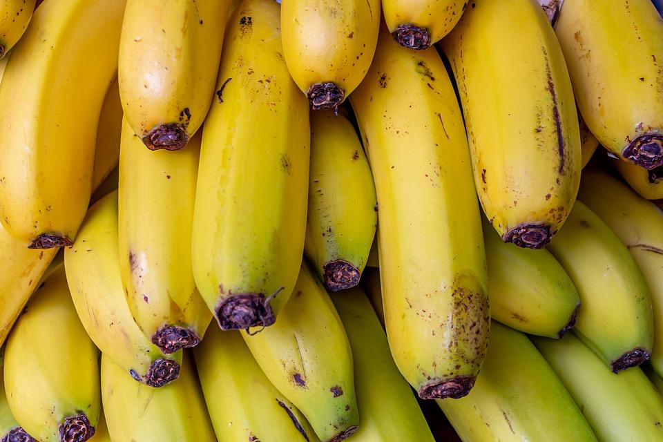 Banány jako superpotravina. Jak prospívají zdraví?