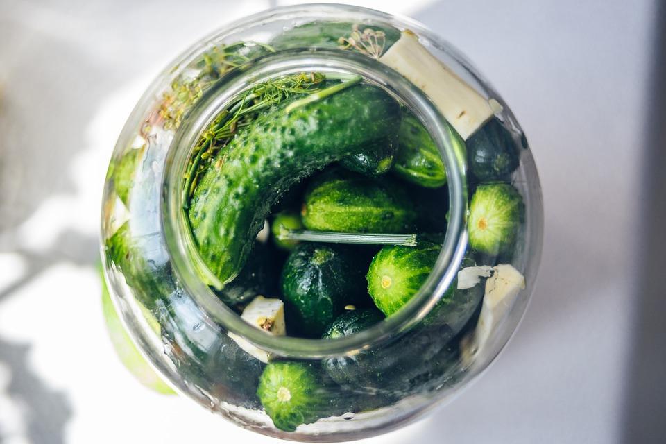 Účinky kvašení zeleniny. Letos tomu dejte šanci