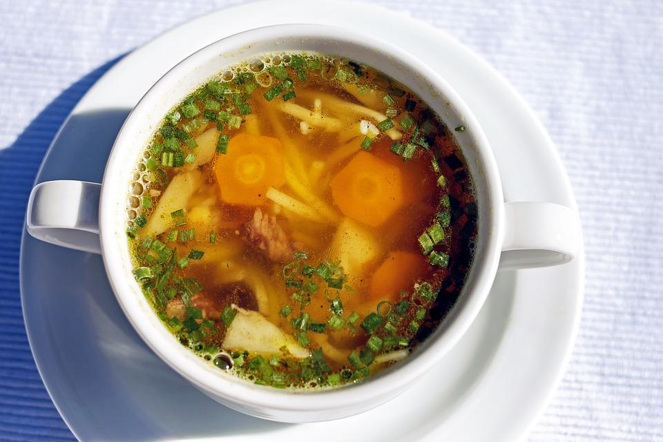 I polévky prospívají zdraví. Jaké konkrétně?