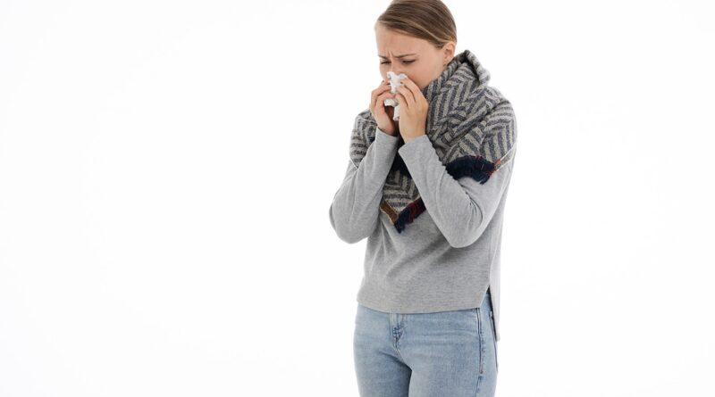 Jak se zbavit rýmy
