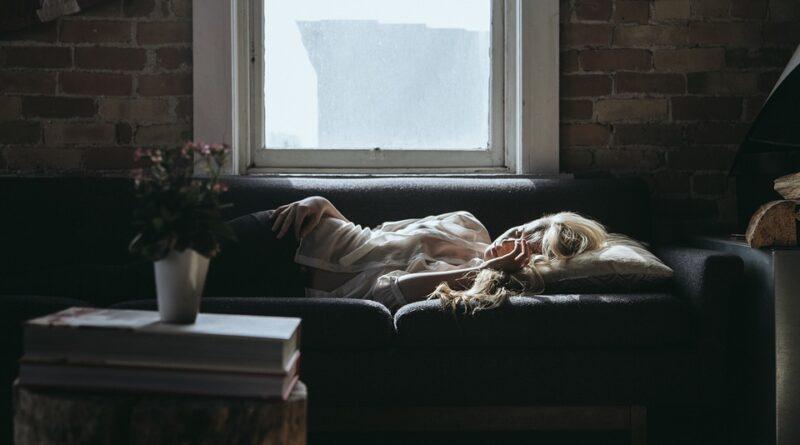 spánek zdraví
