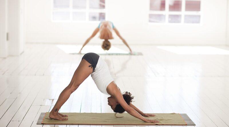 jóga zdraví