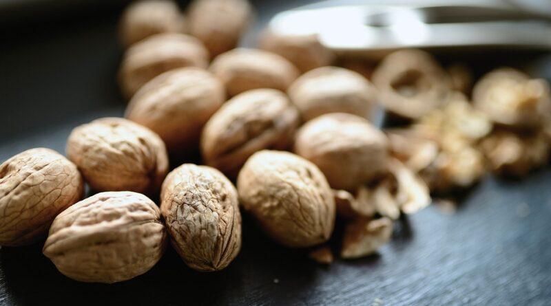 vlašské ořechy zdraví